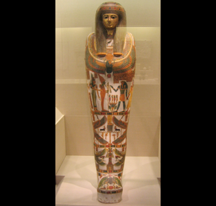 Ancient Art PodcastEgyptian Mummy Case Designs