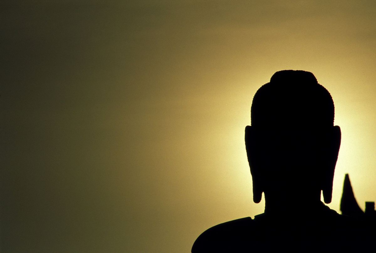 Buddha at Sunset, Ayutthaya Historical Park