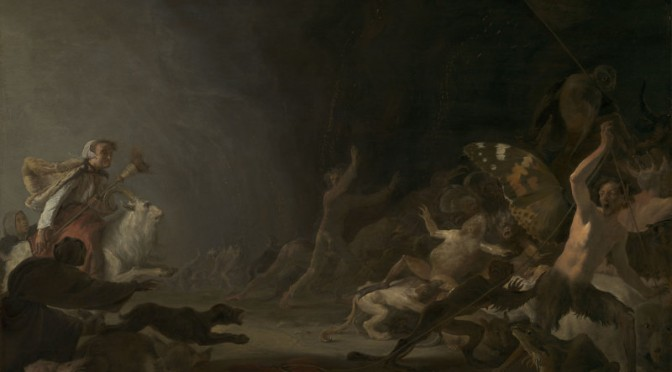 A Witches' Sabbath (AIC)