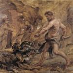 Rubens, Hercules and Cerberus (Prado)
