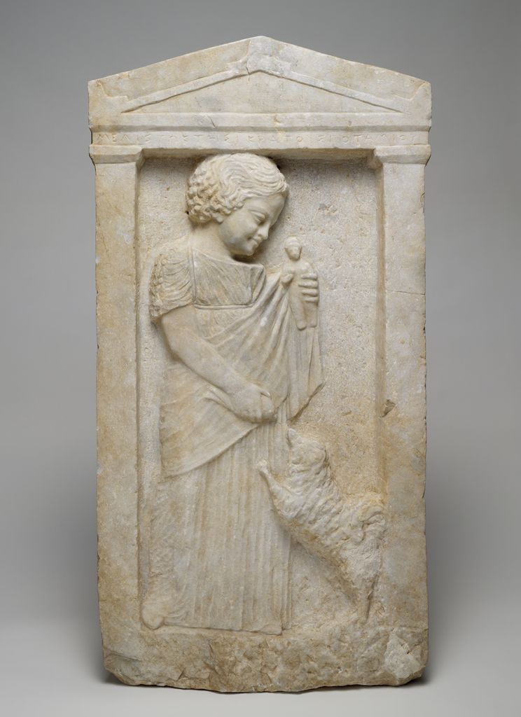 ancient art grave stele of a little girl Ancient greece was made up of 01 forms and contents 02 greek style guide 03 rome art and architecture style 04 grave stele of a little girl is a.
