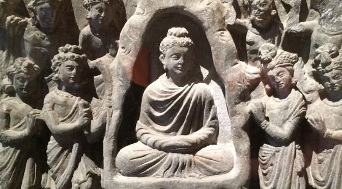 Buddha Shakyamuni & Dipankara (AIC 2015.447)