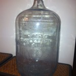 Hickley and Schmitt The Water Company - Glass Water Jug