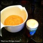 Tilted Jaw IPA Beer Bread