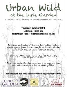 Urban Wild at the Lurie Garden 2014