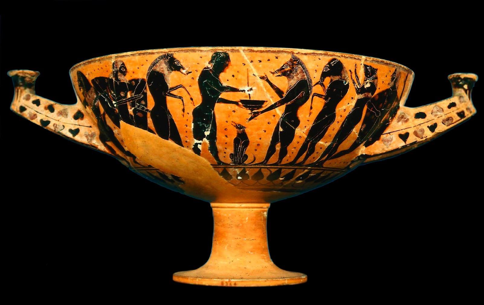 Odyssey kylix (MFA)