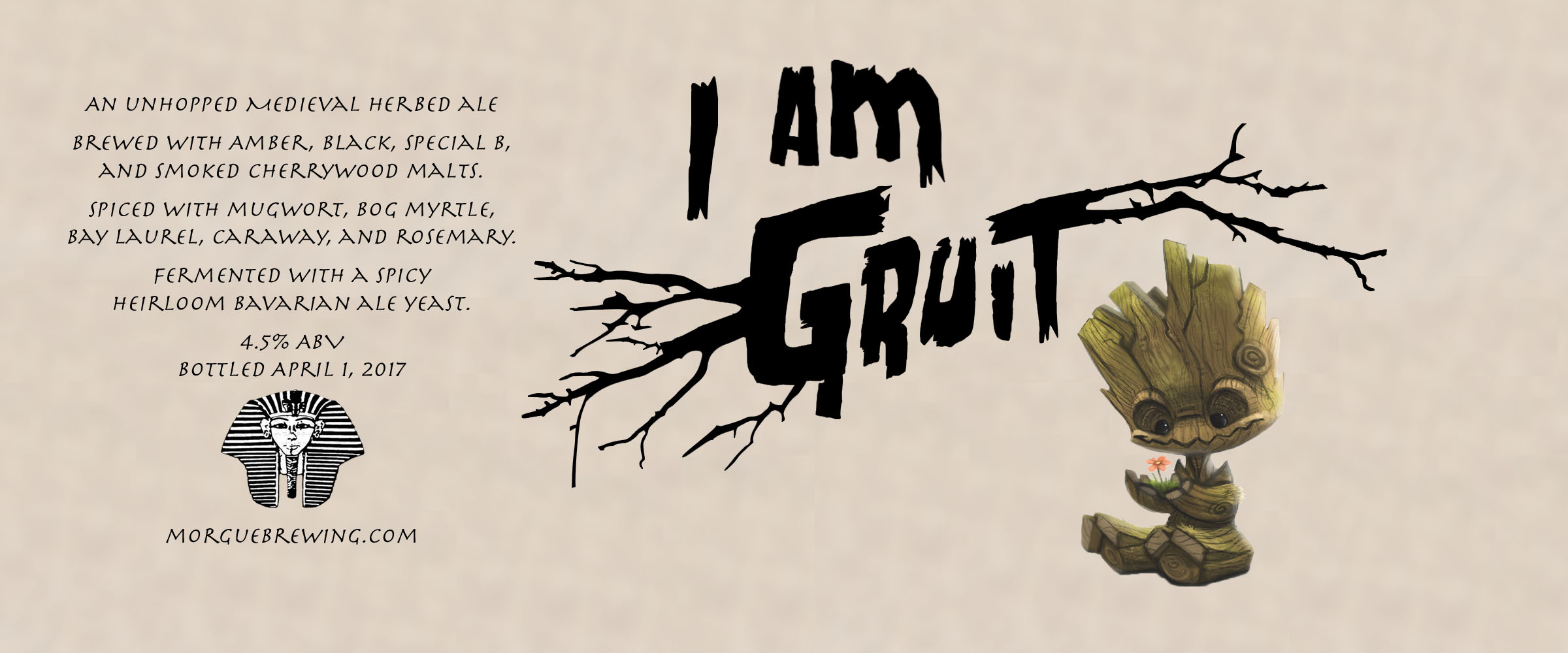I AM GRUIT