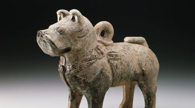 62: Dogs in Antiquity: China