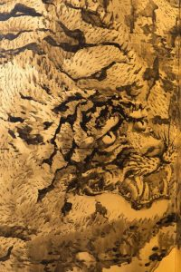 2016.314a-b tiger detail Dragon and Tiger Kishi Ganku 1835