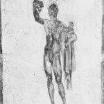 Satyr holding the infant Dionysus, House of Zephyr and Flora or Casa del Naviglio, Room 16, Pompeii VI.10.11