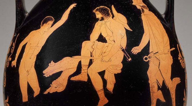Odysseus in the Underworld (85)